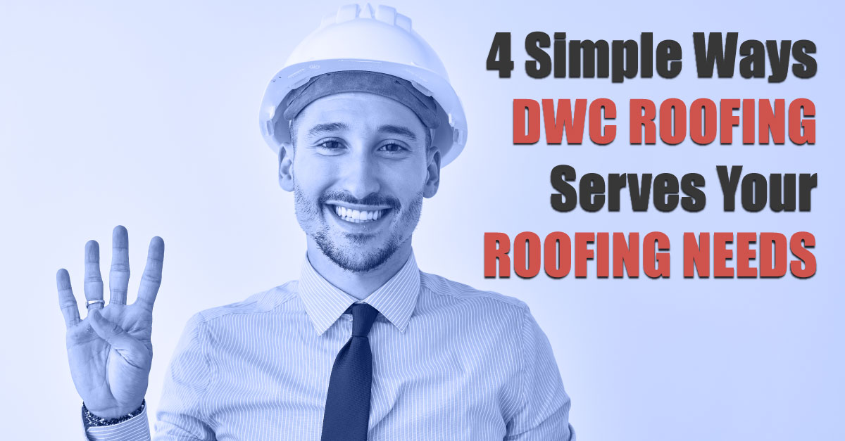 DWC Roofing Serves Roofing Needs